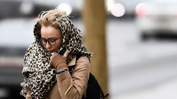 В Москве продлили желтый уровень погодной опасности
