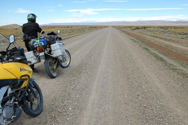 Чилийская трасса Рута Насьональ