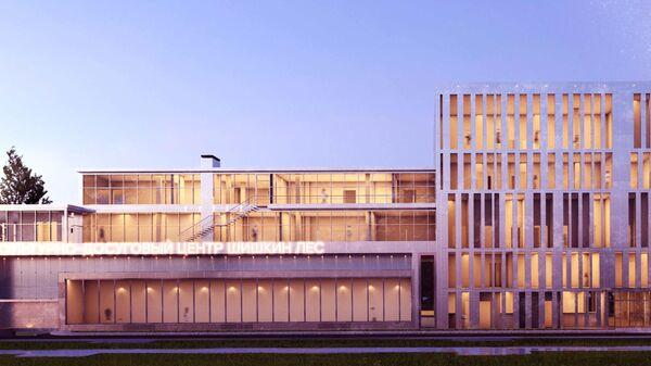 Проект культурно-досугового центра в поселке Шишкин Лес в новой Москве