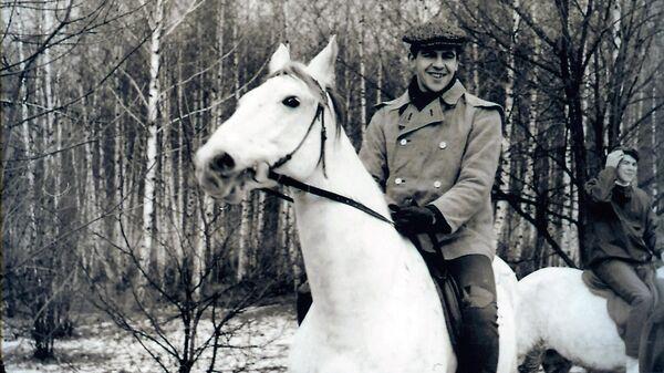 Сергей Лавров во время отдыха