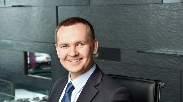 Директор ГК А101 по маркетингу и разработке продукта Дмитрий Цветов