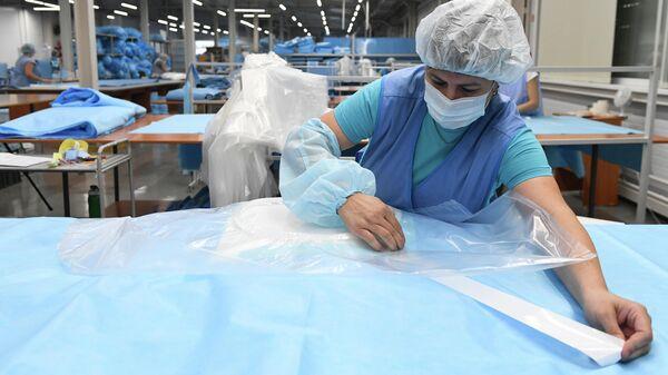 Производство медицинской одежды