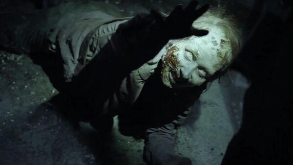 Кадр из сериала Ходячие мертвецы: Мир за пределами
