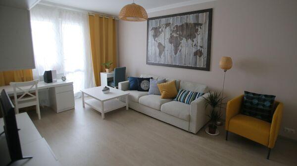 Презентация квартир для переселения по программе реновации в Москве
