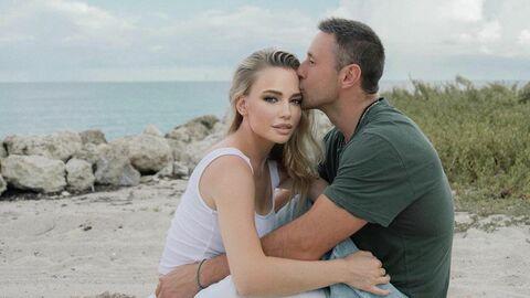 Илья Ковальчук с супругой Николь