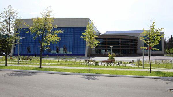 Спортивный комплекс водных видов спорта и фехтования на базе Озеро Круглое