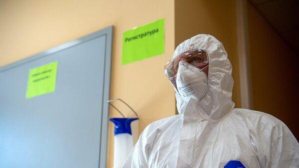 В России за сутки выявили 163 случая заражения коронавирусом
