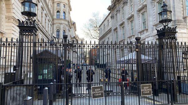 Первый день карантина в Лондоне
