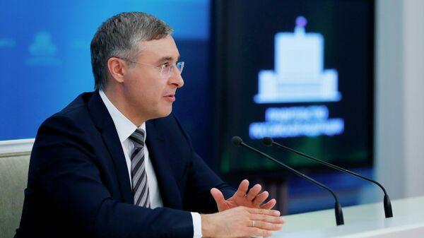 Министр науки и высшего образования РФ Валерий Фальков