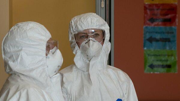 Отделение для больных с подозрением на коронавирусную инфекцию