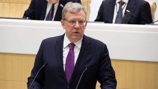 Кудрин призвал власти не скупиться на борьбу с кризисом в 2020 году