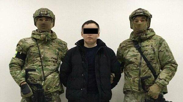 Задержанный в Нур-Султане последователь деструктивного религиозного течения