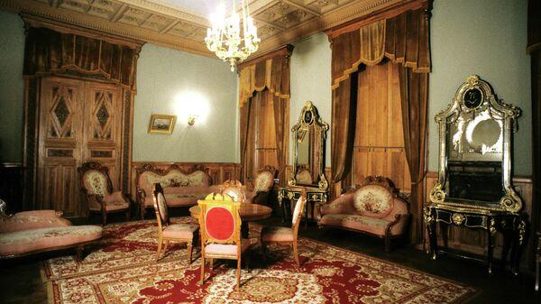 Гостиная Генриха II