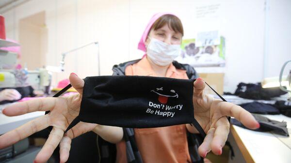 Производство масок в Волгограде