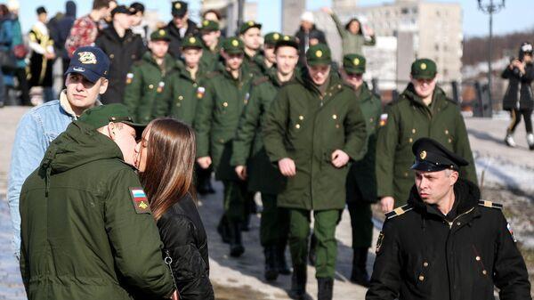 Призыв на военную службу в Мурманской области