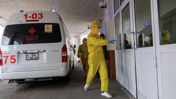 В Армении еще один человек умер от коронавируса