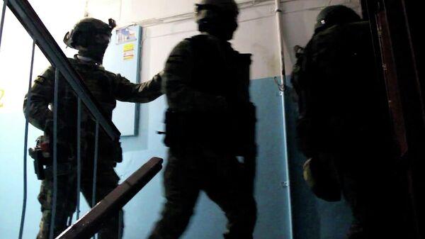 Задержание боевиков, готовивших теракты на Ставрополье и в ХМАО