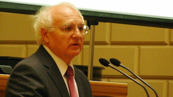 Бывший министр образования и науки Украины Иван Вакарчук