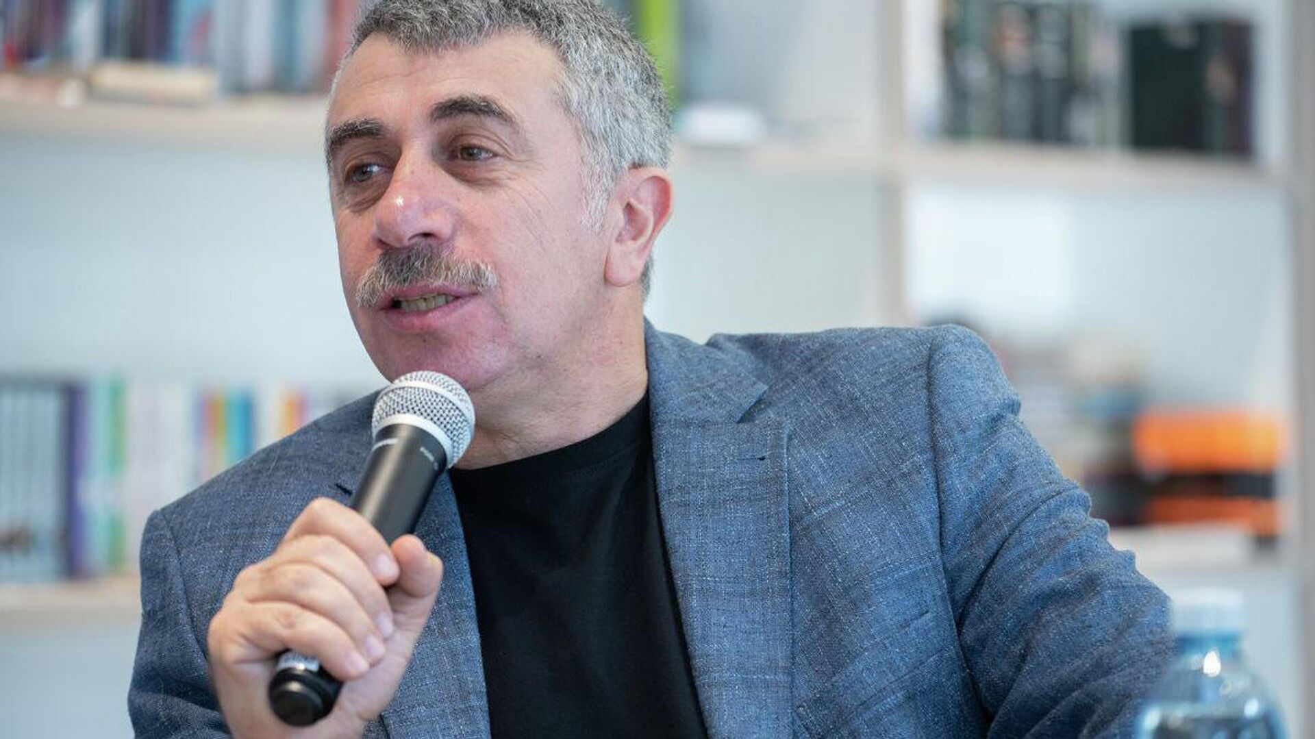 Комаровский рассказал, как защититься от нового штамма коронавируса