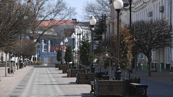 Режим самоизоляции в Крыму