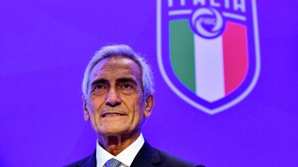 Глава FIGC: завершение серии А в сентябре или октябре вполне возможно