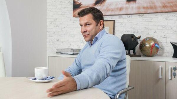 Глеб Давидюк, венчурный инвестор, управляющий партнер iTech Capital