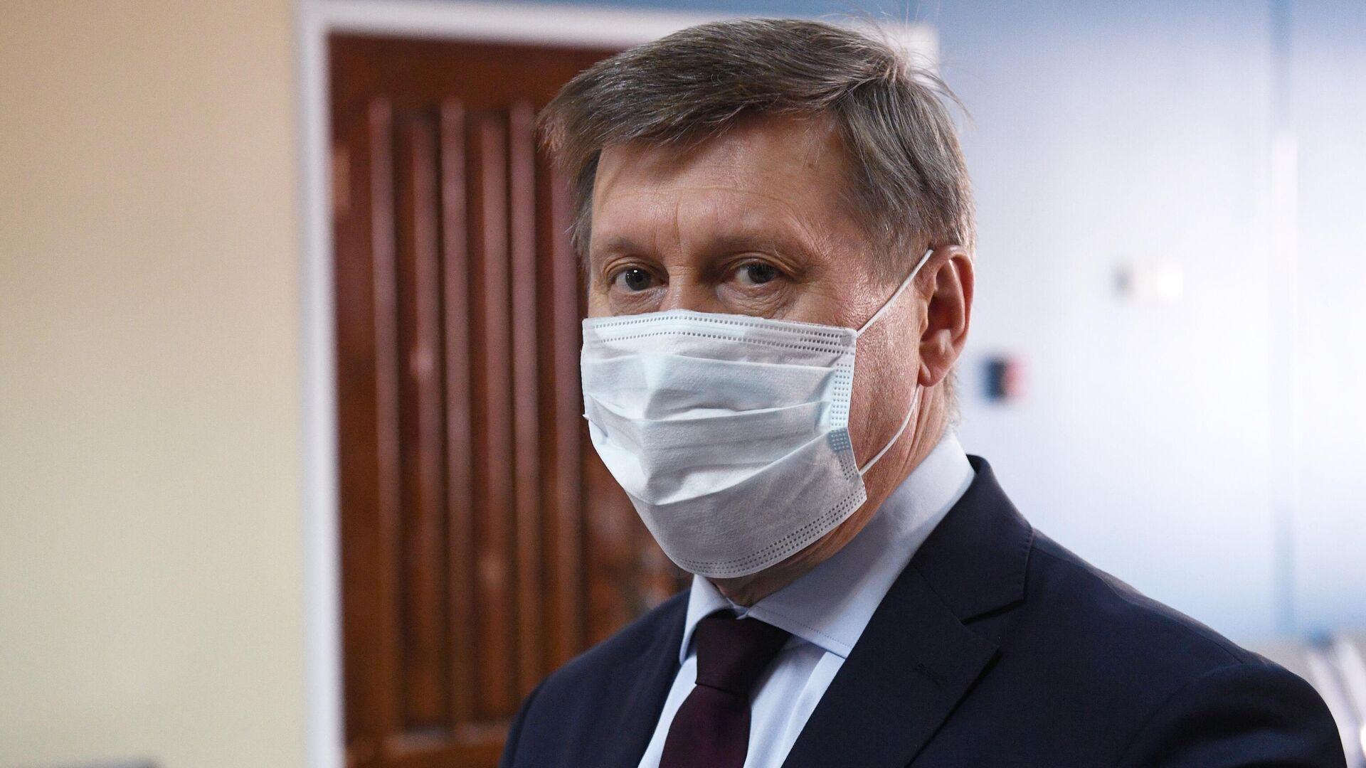 Коммунист Локоть не пойдет в Госдуму и останется на посту мэра Новосибирска
