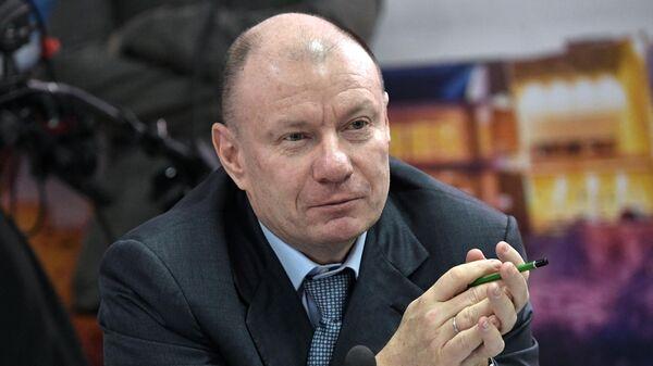 Президент - председатель правления компании Норильский никель Владимир Потанин