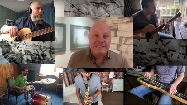 Скриншот видео группы Несчастный случай - Мир во время чумы