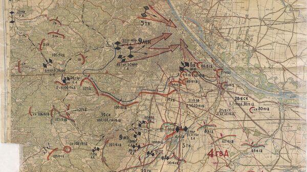 Рассекреченные архивные документы из фондов Центрального архива военного ведомства