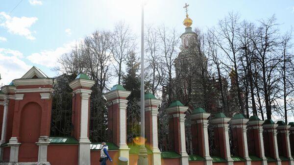 Храм Святого ученика Иоанна Воина на улице Большая Якиманка в Москве