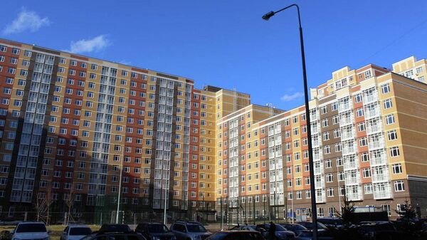 Корпус 18 в жилом комплексе Москва А101 в Коммунарке