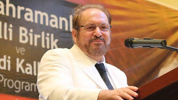 Турецкий политик Хайдар Баш