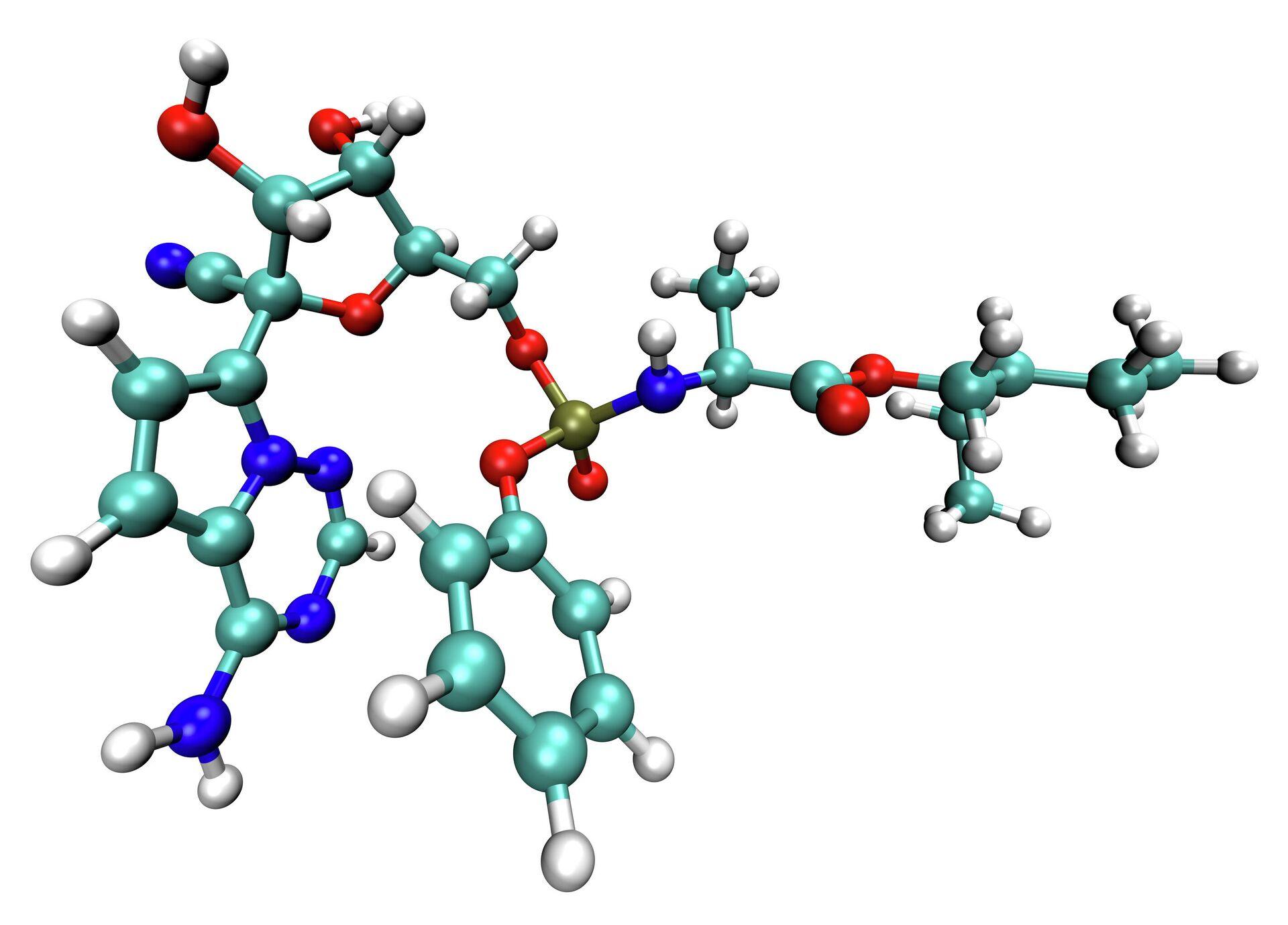 Мексика одобрила экстренное применение ремдесивира при лечении COVID-19