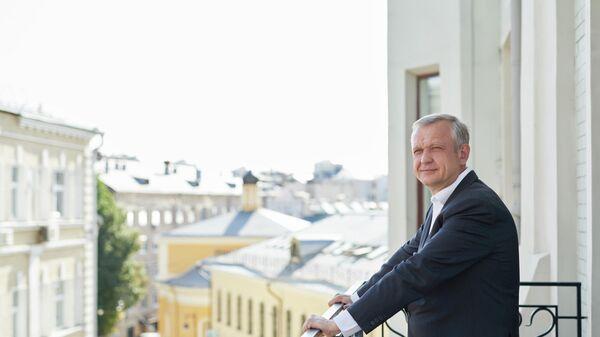 Руководитель центра урбанистики экономического факультета Сергей Капков