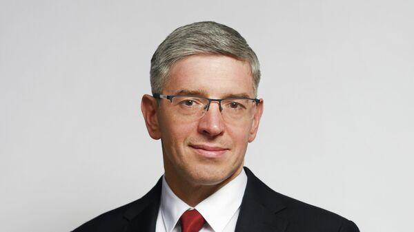 Руководитель столичного департамента предпринимательства и инновационного развития Алексей Фурсин