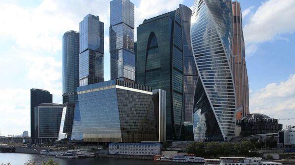 Проект делового комплекса Империя в Москва-Сити
