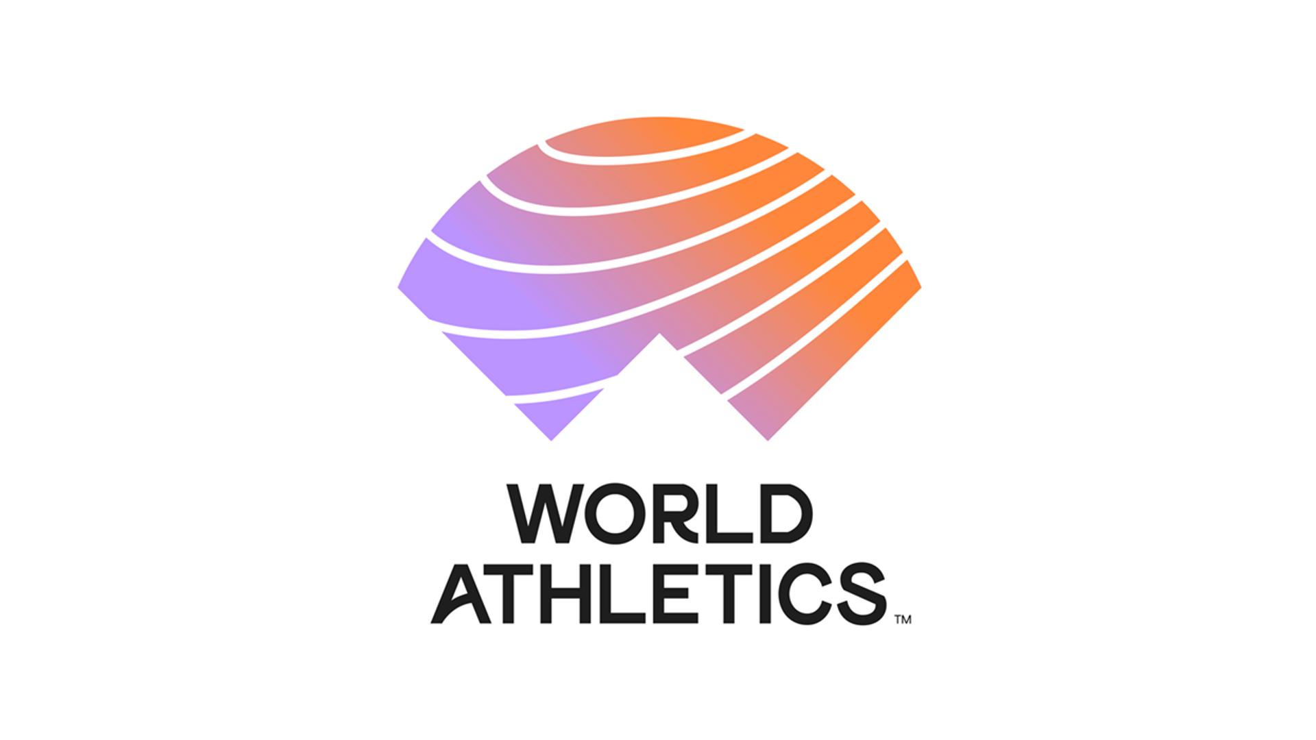 Логотип World Athletics - РИА Новости, 1920, 26.10.2020