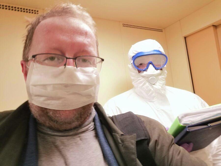 Александра Кутузова госпитализируют