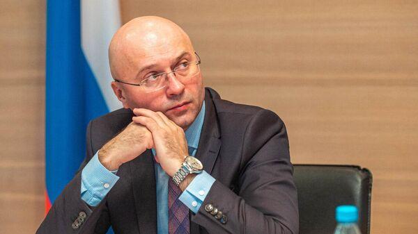 Заместитель Главы Республики Хакасии Сергей Новиков
