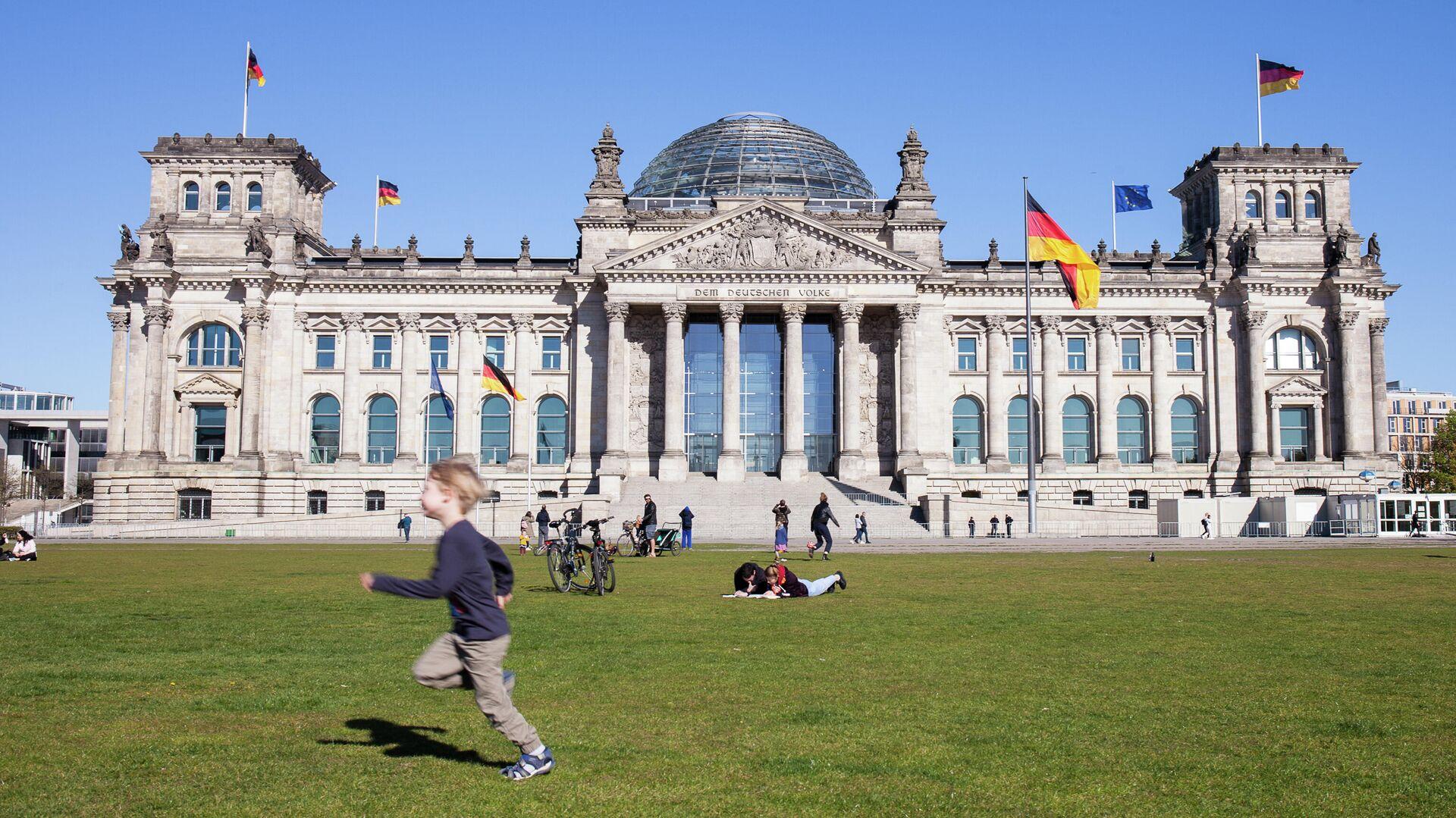 """В Германии назвали последнее препятствие для """"Северного потока — 2"""""""