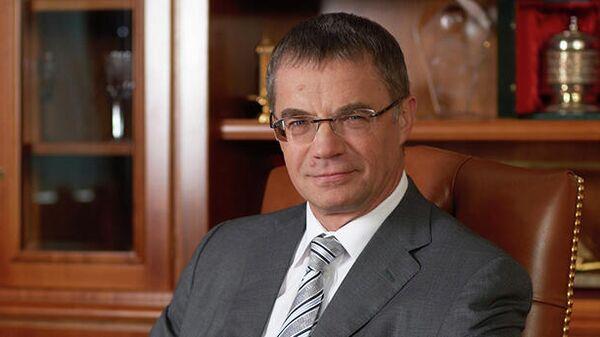 Генеральный директор футбольного клуба Зенит Александр Медведев