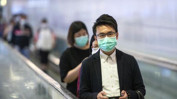 В Китае за сутки выявили семь случаев COVID-19