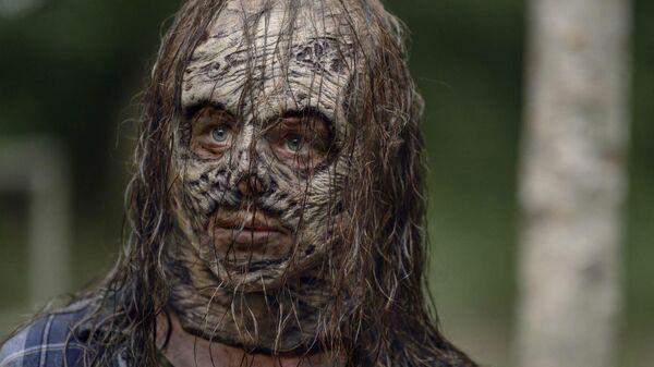 Съемки 10-го эпизода сериала Ходячие мертвецы