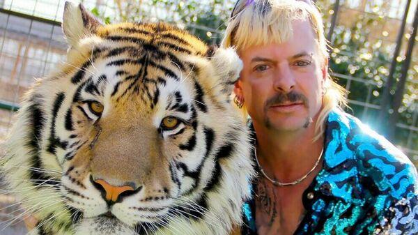 Кадр из сериала Король тигров