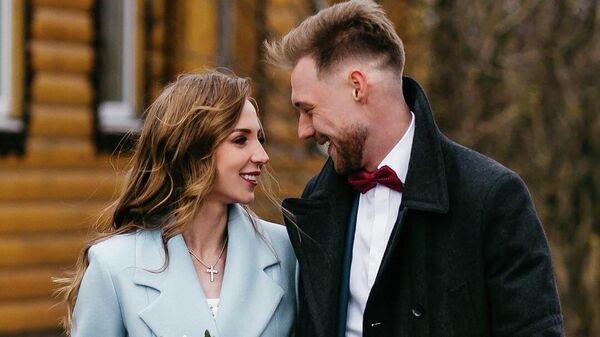 Свадьба Елизаветы Казелиной и Кирилла Губаева