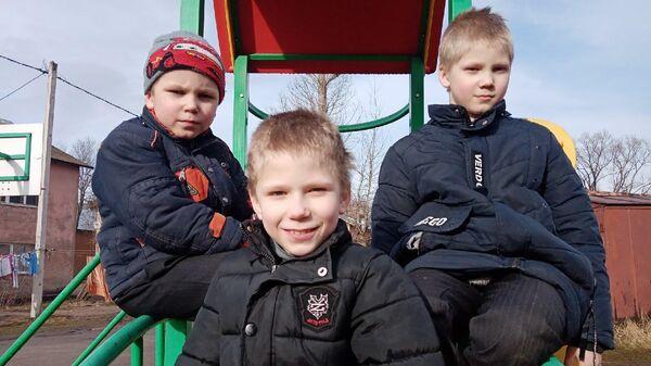 Дети Светланы
