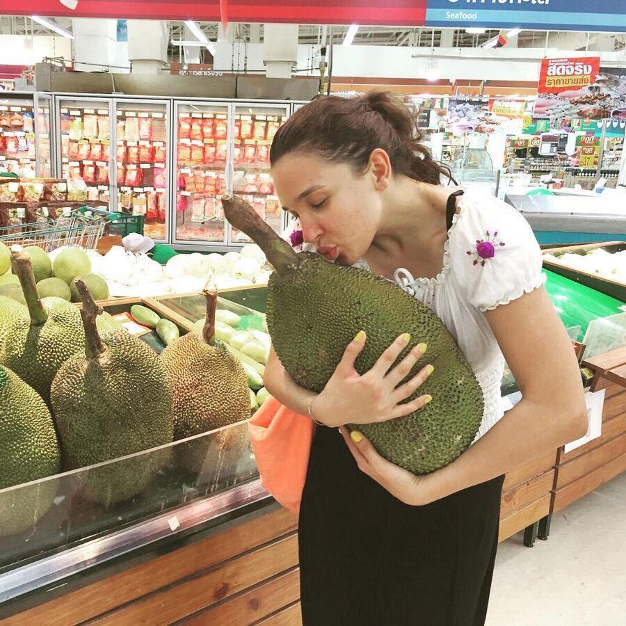 Ольга Дибцева в Таиланде