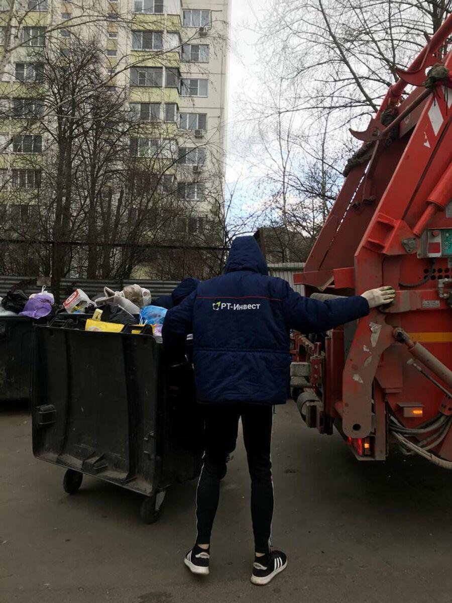 Вывоз и утилизация мусора в Домодедово