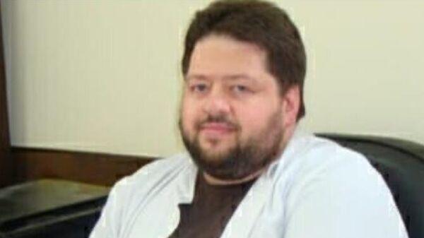 Врач анестезиолог-реаниматолог Сергей Белошицкий